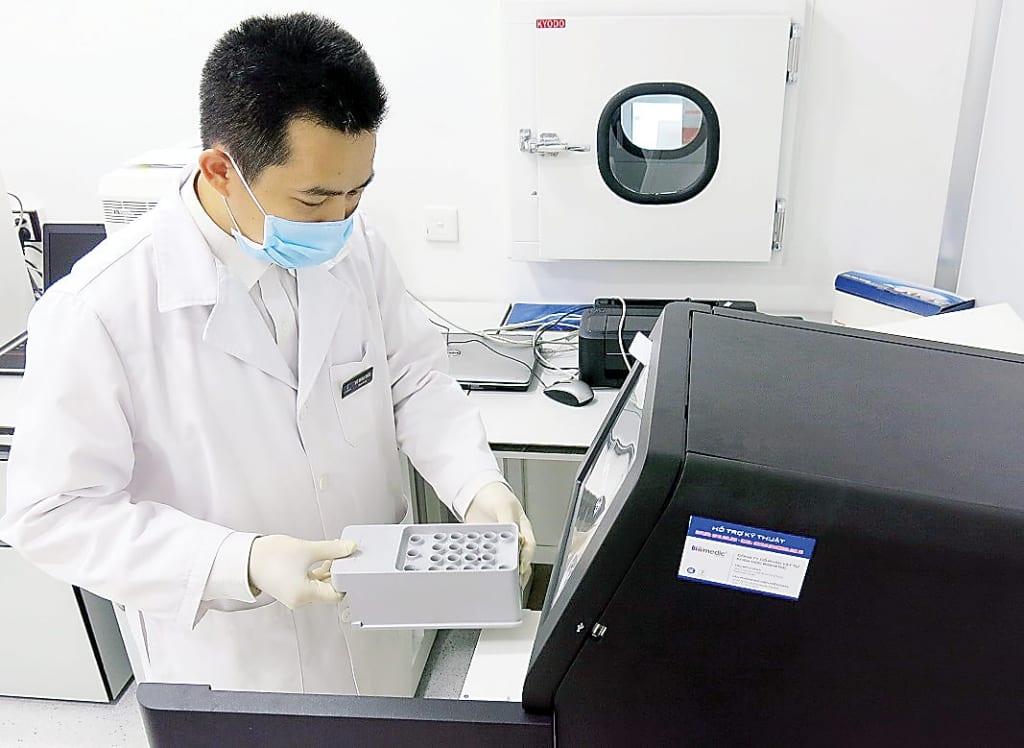 Giá xét nghiệm ADN ở Việt Nam thay đổi tùy thuộc hình thức xét nghiệm