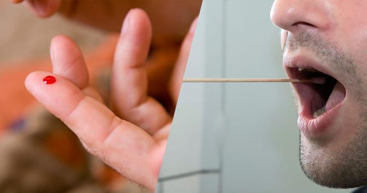 Lấy mẫu tại nhà – giải pháp tiện ích khi xét nghiệm ADN